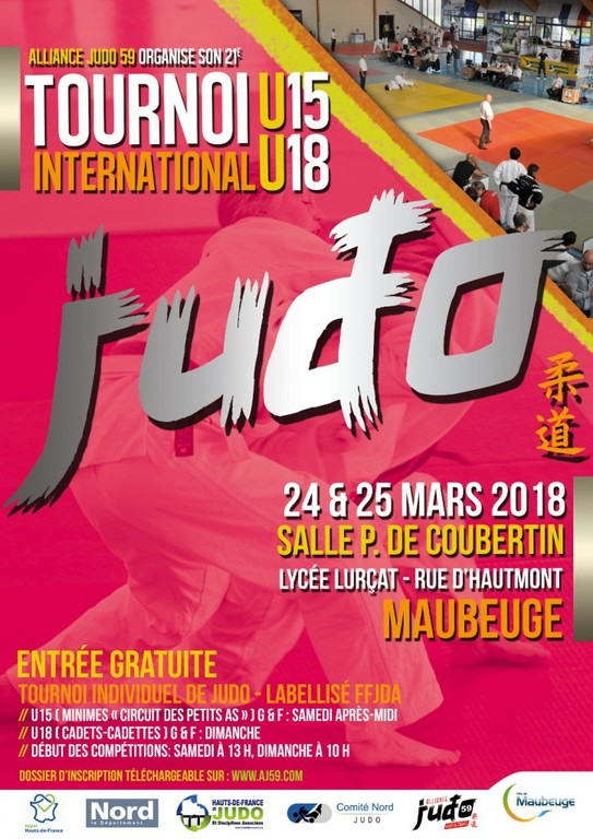 Tournoi international U18